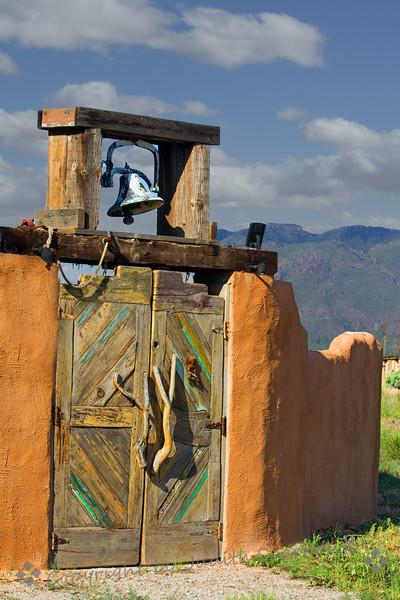 Gate in the Desert