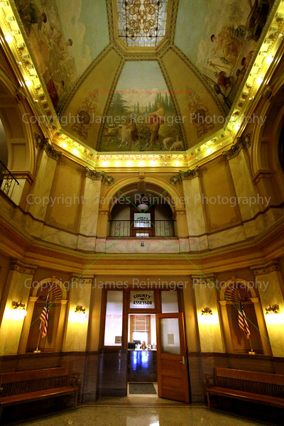 Rotunda of the Jackson County Courthouse