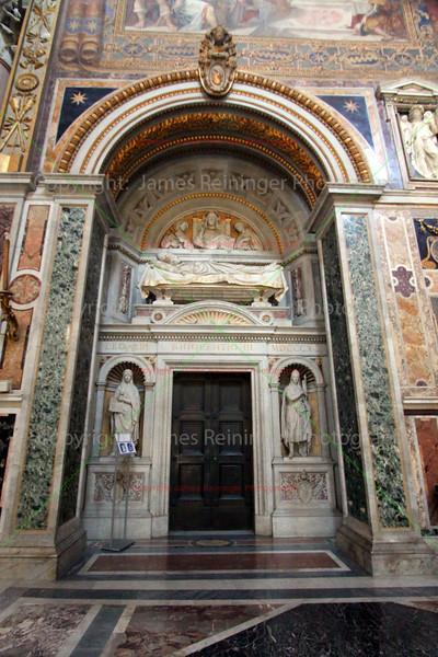 Tomb of Pope Innocent III