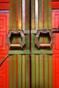 Door Handles of the East Chamber