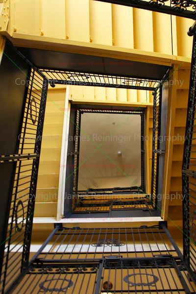 Stairwell<br /> Arizona State Capitol<br /> Pheonix, AZ