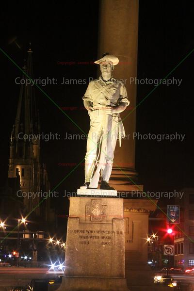 Spanish American War Monument