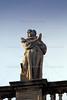 Statue<br /> Saint Peter's Square<br /> Vatican City<br /> Rome, Italy