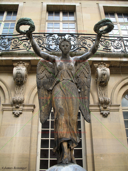 Victory Sculpture<br /> Carnavalet Museum