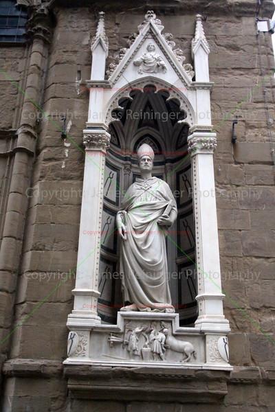 Saint Eligius by Nanni di Banco