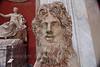 Sala Rotonda of the Pio-Clementino<br /> Vatican Museum<br /> Rome, Italy