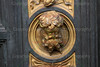 Detail of one of the Bronze Doors by Lorenzo Ghiberti