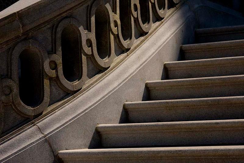 Steps into Shadows