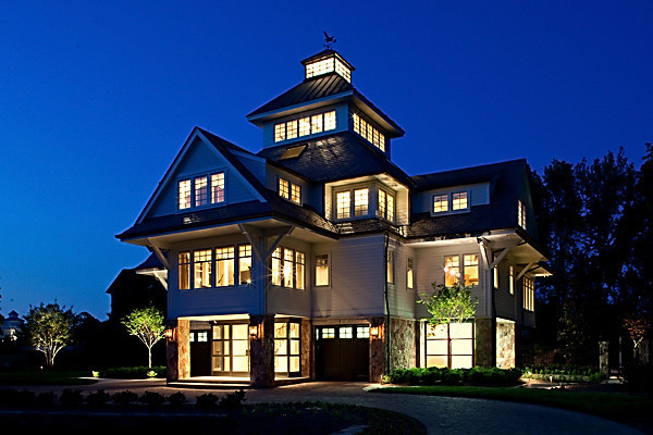 Residential Exterior Twilight