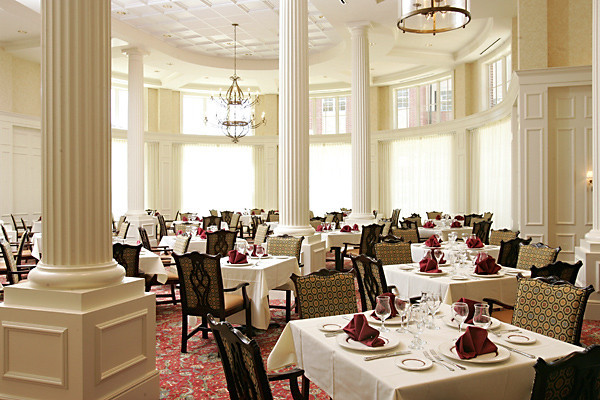 Retirement Community Dining Room