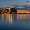Twilight at Tempe Town Lake