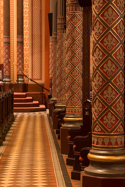 Central Synagogue in New York City
