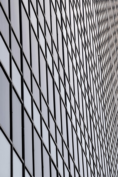High rise windows in Milwaukee