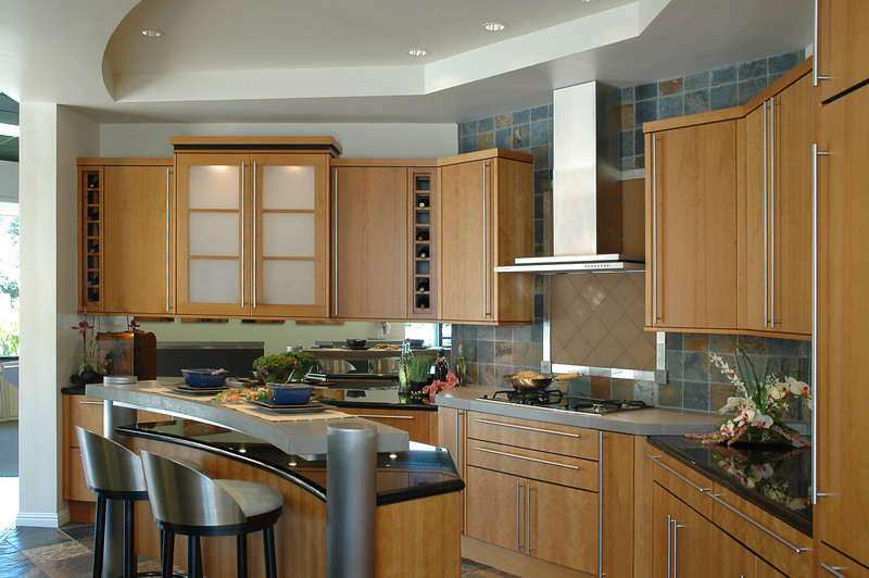 style kitchens by design. Japanese style modern kitchen by Cupertino Kitchen Design Portfolio  Dasja