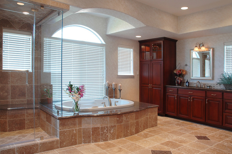 Bathroom by Cupertino Kitchen Design