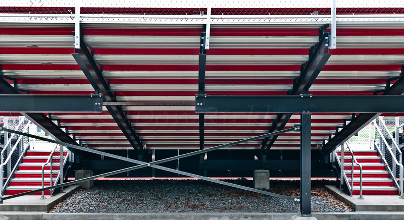 Bleacher Stripes