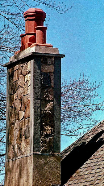 Chimney with Pots