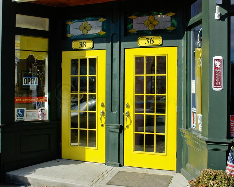 Waltham Store doors