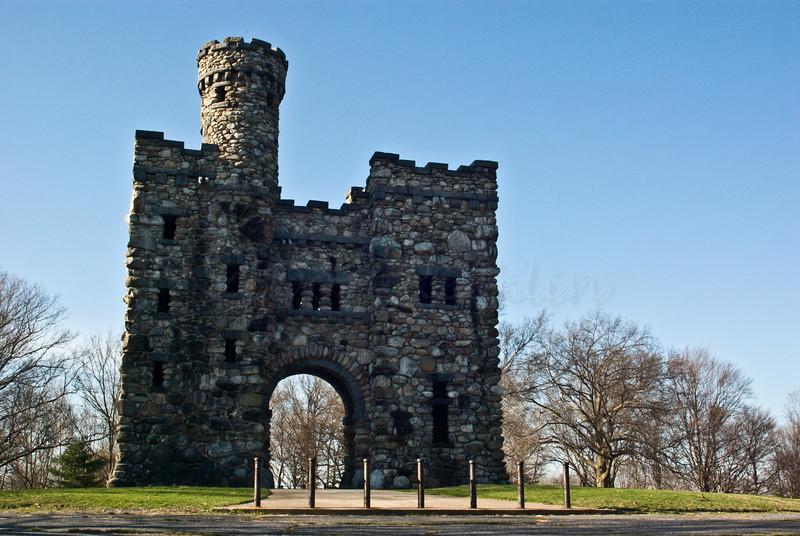 Bancroft Tower, Salisbury Park, Worcester, MA