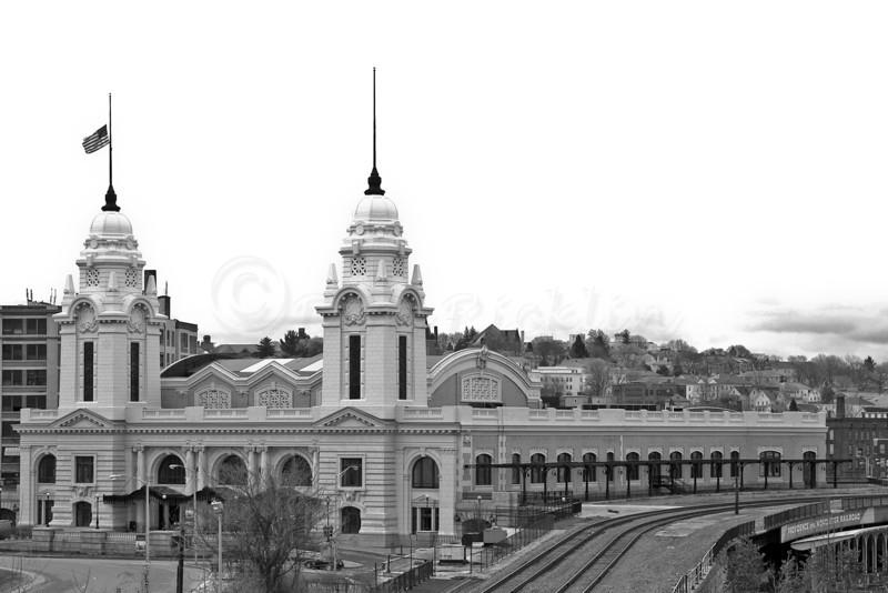 Union Station Recreated