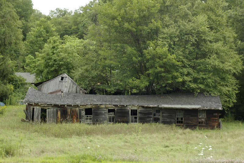 Old Farm Building II