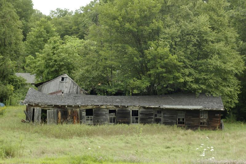 Old Farm Building II