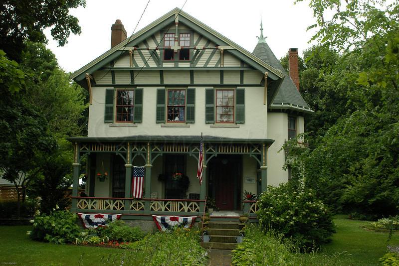 Parish House, 1st Congo, Bristol, RI