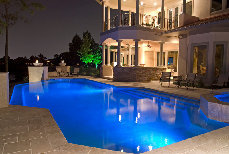 Liquid Luxury Pools