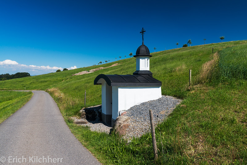 Chapel on the way to Schwand