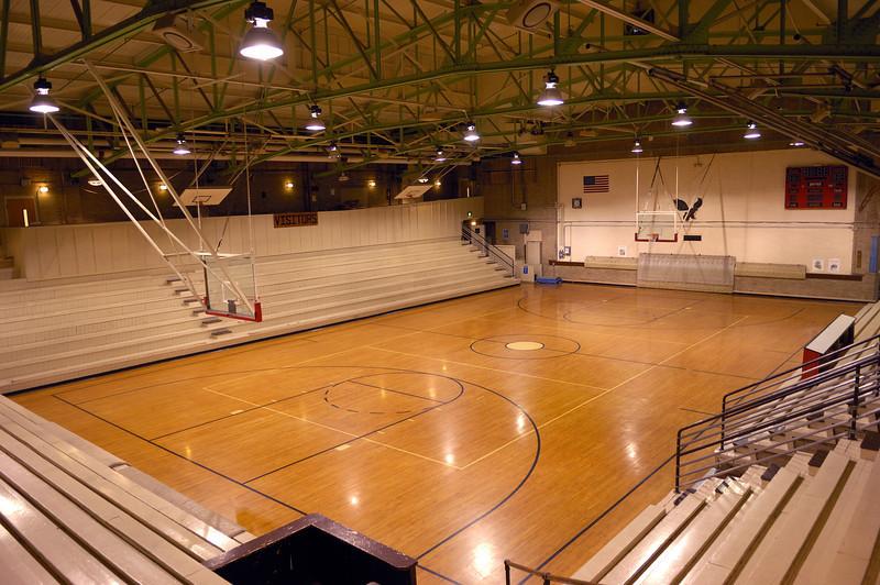 Adams Elementary School Gym.