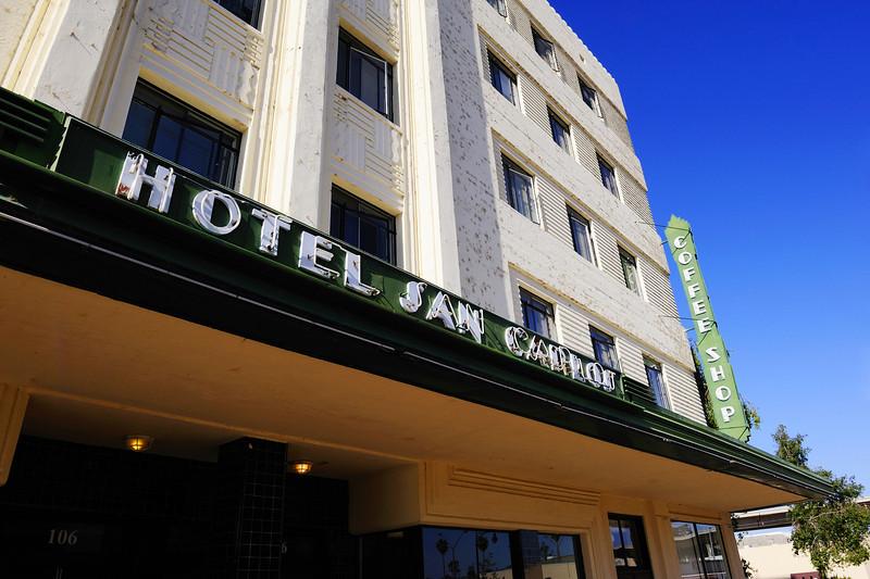 Hotel San Carlos; Yuma, Arizona