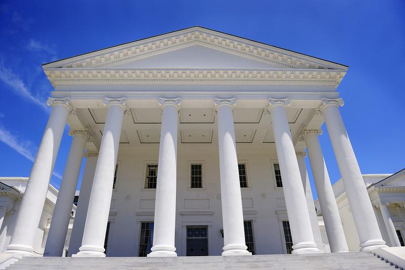 Virginia State Capital, Richmond.