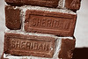 Sheridan bricks from years ago when they were fired in town.