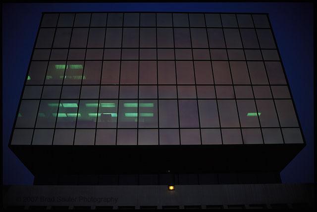 Office building, Omaha.