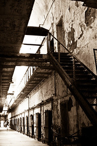 Eastern State Penitentiary in Philadelphia, Pennsylvania. More Photos in my Easter State Gallery. More info about the prison at  http://www.easternstate.org