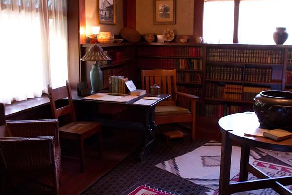 Marston House and Garden San Diego 9-16-2012