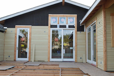 """A week before the siding installation achieved this work, McGirr requested a benchmark payment due in the contract for installation of the sideing.  He called that """"substantially done"""", but still had significant work to do still a week later.  Always asking for money in advance, that is McGirr's Construction standard operating mode on our job."""