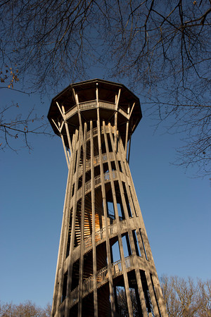 Switzerland, Lausanne, Tower SNM