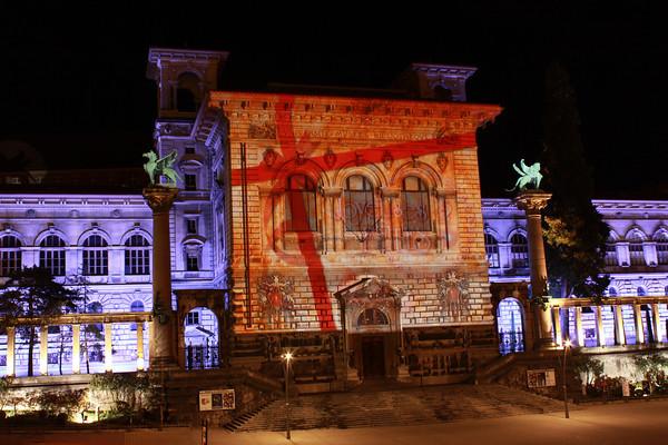 Switzerland, Lausanne, Palais de Rumine