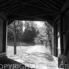 Country road . . . Phillips Covered Bridge, Parke County, Indiana