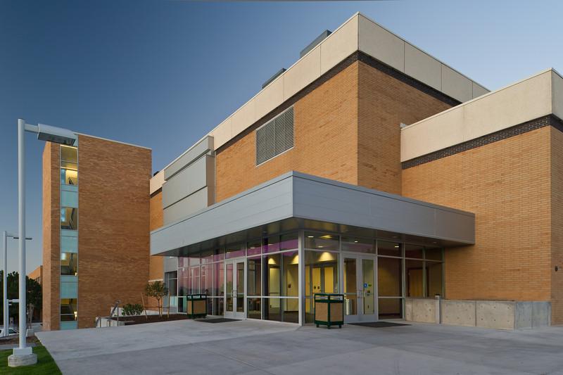 "JSturr Photographer - <a href=""http://www.jsturr.com"">http://www.jsturr.com</a><br /> <br /> Brigham Young University, Rexburg Idaho campus, Manwaring building.  Designed by FFKR Architects -  <a href=""http://www.ffkr.com"">http://www.ffkr.com</a>, Salt Lake City, Utah."