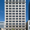 Deseret Trust Building, SLC Utah - South Side.  Shot with a Nikon D3s and 24mm f3.5 - PC-e Tilt-Shift Lens.