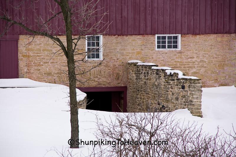 Bedrud-Olson Farmstead, Dane County, Wisconsin
