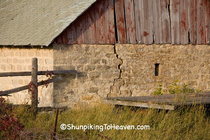 Autumn on the Farm, Monroe County, Wisconsin