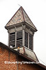Cupola on Historical Brick Carriage House, Clark County, Ohio