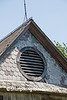 Vent and Slate Shingles on American Gothic Barn, Allen County, Ohio