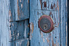 Keyhole on Old Depot Door, O'Brien County, Iowa