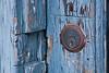 Keyhole on Old Depot Door, O'Brien County, Iowa
