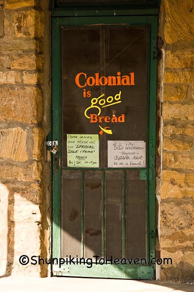 Old Grocery Store, Kingston, Arkansas