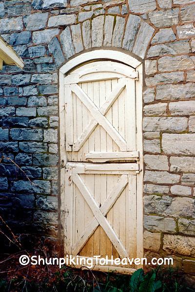 Dutch Door on the Star Barn, Dauphin County, Pennsylvania